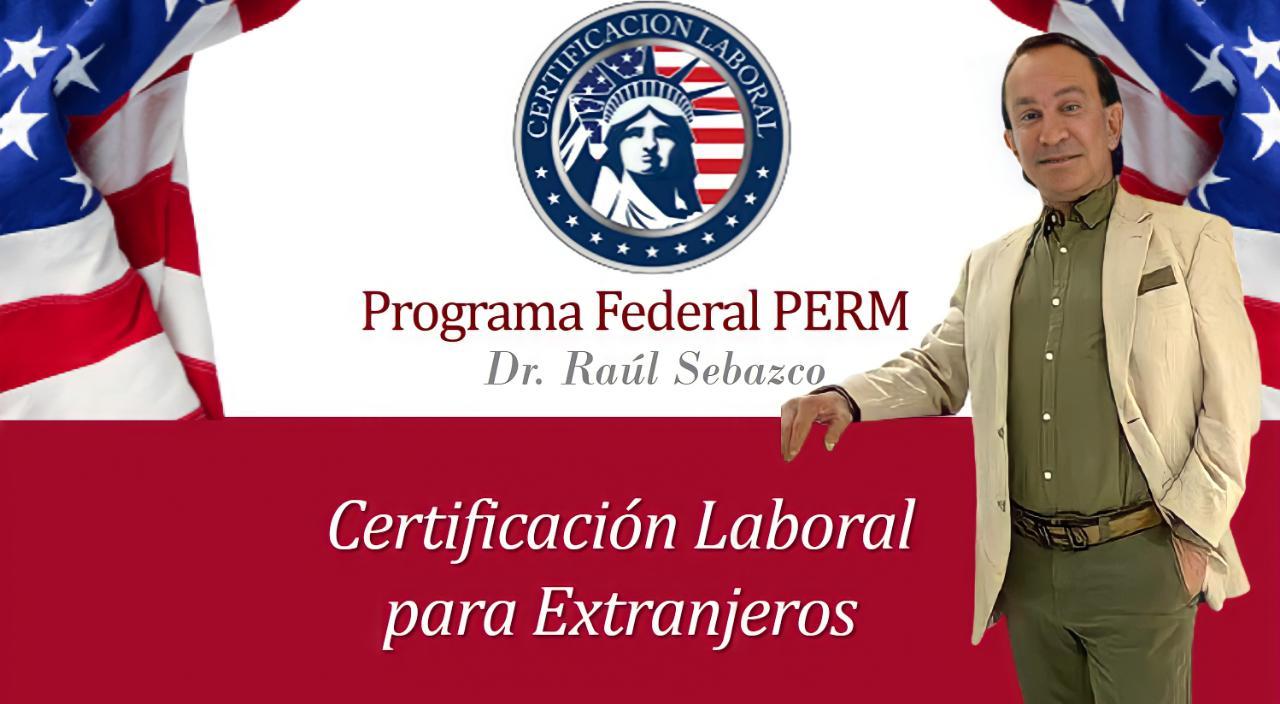 Certificación Laboral para Extranjeros